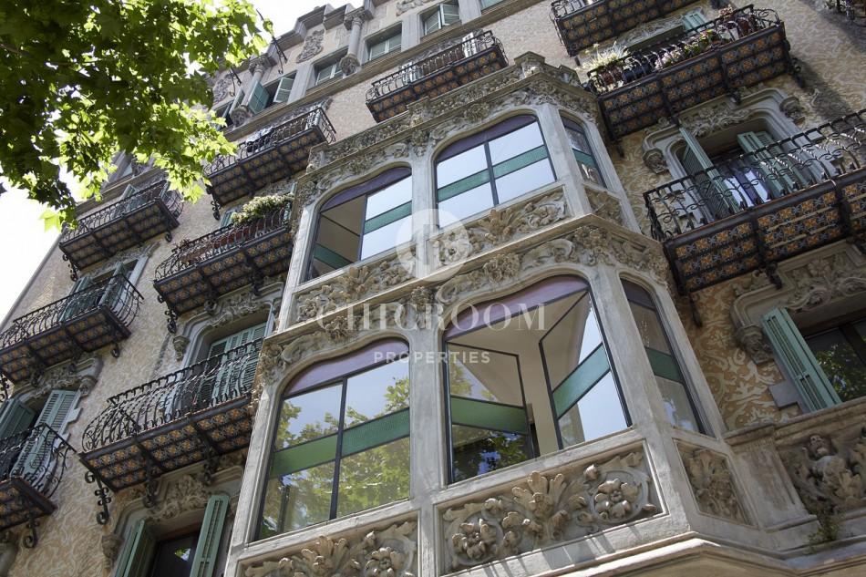 Long term rental flat in Eixample Barcelona