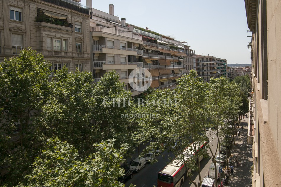 unfurnished 2 bedroom flat for rent sant gervasi