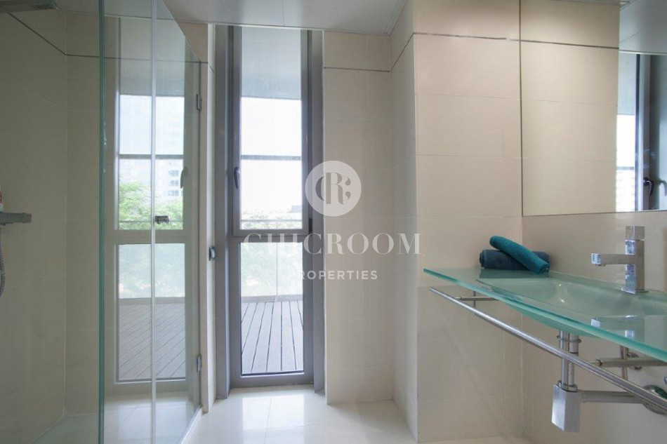 luxury 2 bedroom apartment for sale in diagonal mar barcelona