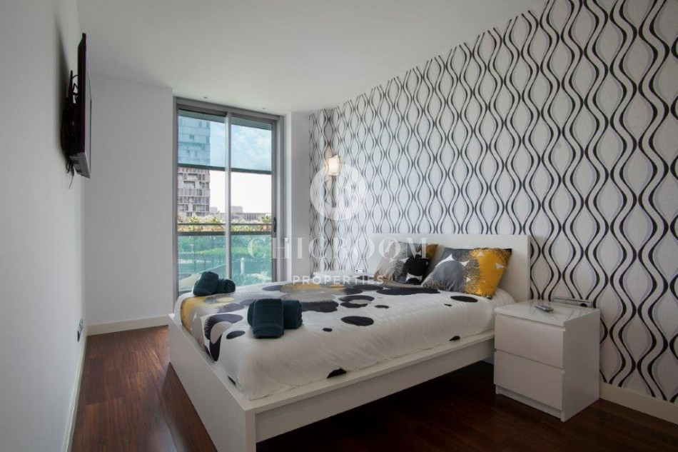 luxury 2 bedroom apartment for sale in diagonal mar barcelona