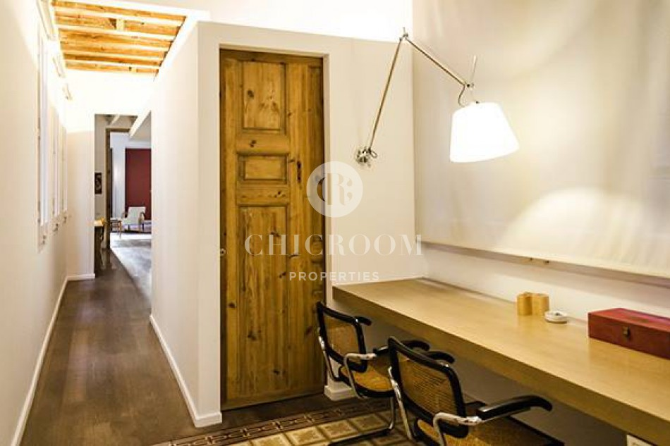 Furnished apartment for rent in Barcelona Gothic Quarter