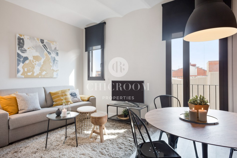 1 bedroom Apartment for rent with wifi in Sants Barcelona