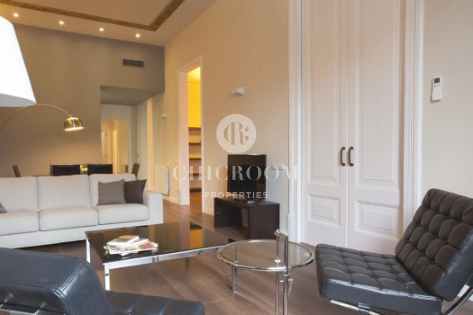 Furnished 3 bedroom apartment for rent mid term in El Borne