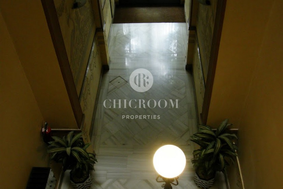 Furnished 2 bedroom flat to let in Dreta Eixample