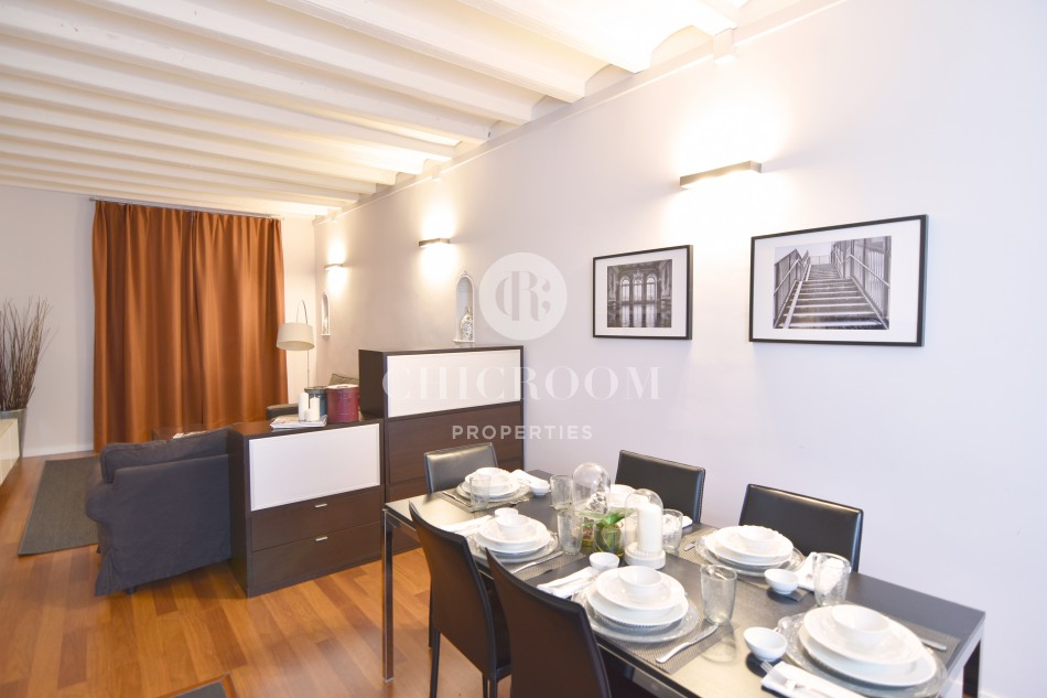 Mid term furnished 2 bedroom apartment in el Borne