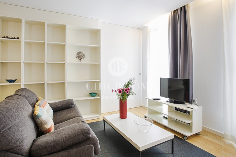 1 bedroom flat to let in Poblenou