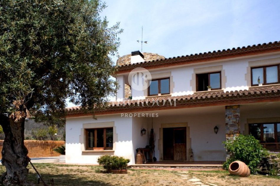4 Bedroom house for sale in Can Teixido Alella