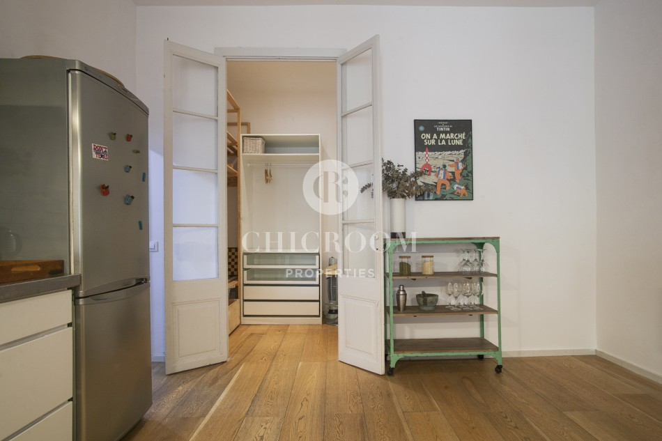 Furnished apartment for rent Barcelona Eixample