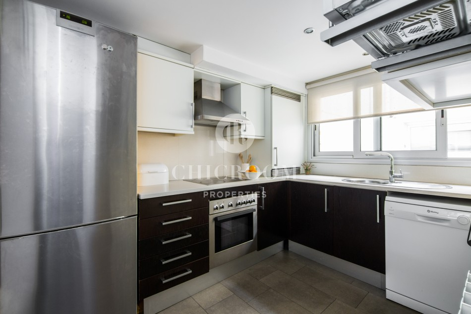Mid term 2 bedroom apartment for rent in Barcelona Gracia
