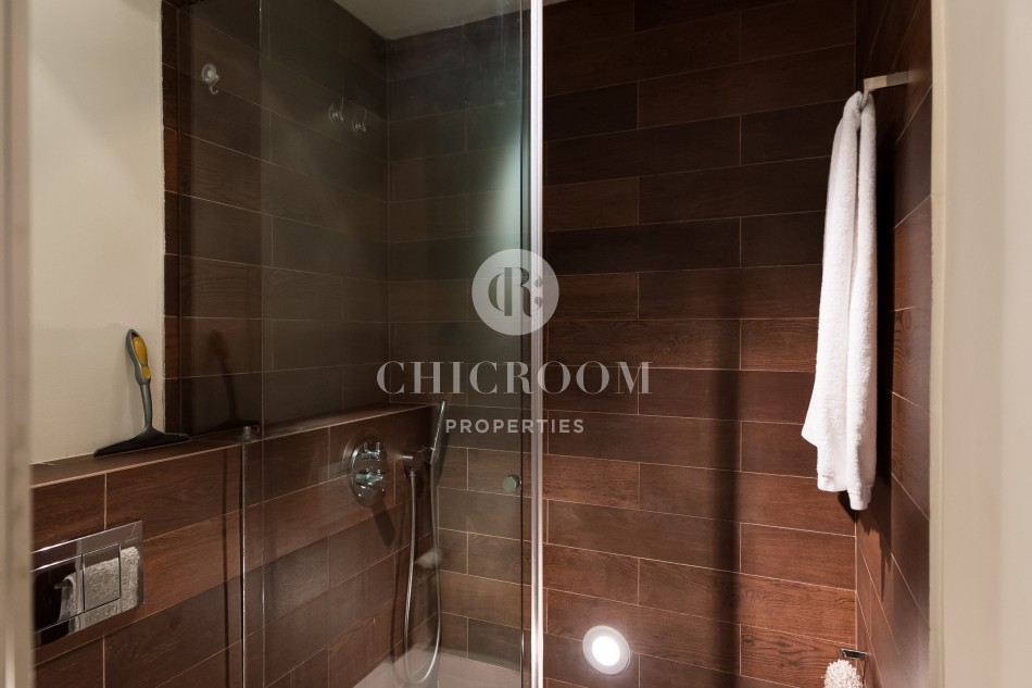 Mid term 2 bedroom apartment for rent in Barcelona Eixample