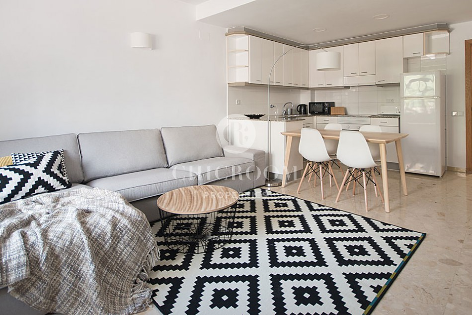 Long term 1 bedroom apartment to rent in Eixample