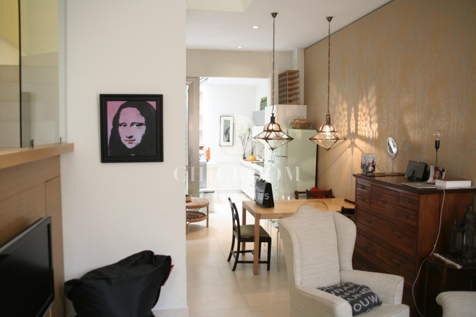 Magnificent House for rent in Gracia in Barcelona