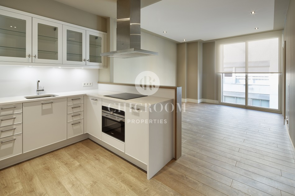 1 bedroom unfurnished apartments with swimming pool  in Sarrià St. Gervasi, Barcelona