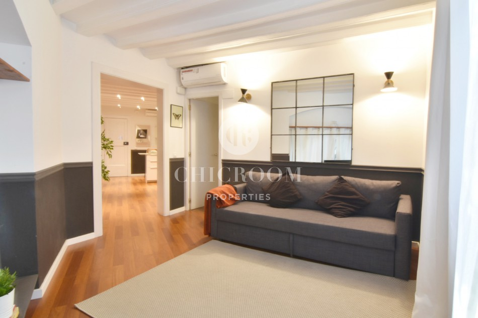 1-bedroom apartment for rent Barcelona harbour