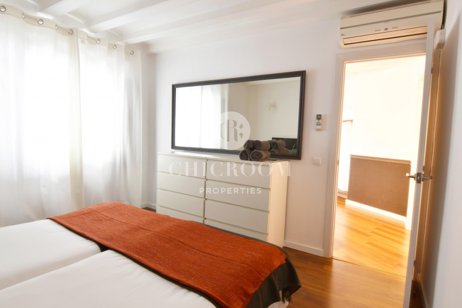 1-bedroom apartment for rent Barcelona harbour