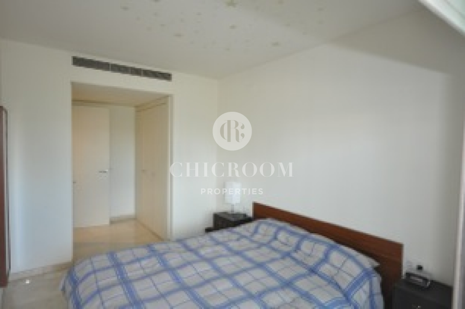 2-bedroom apartment for rent in Diagonal Mar in Barcelona