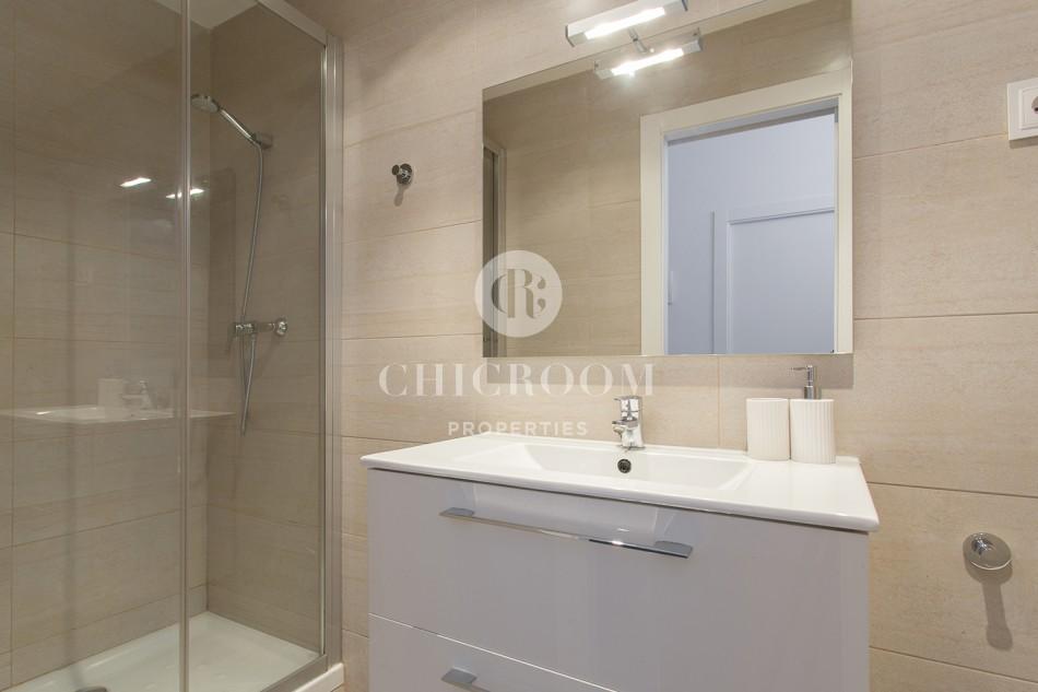 Furnished 1 bedroom apartment to let Sant Gervasi Barcelona