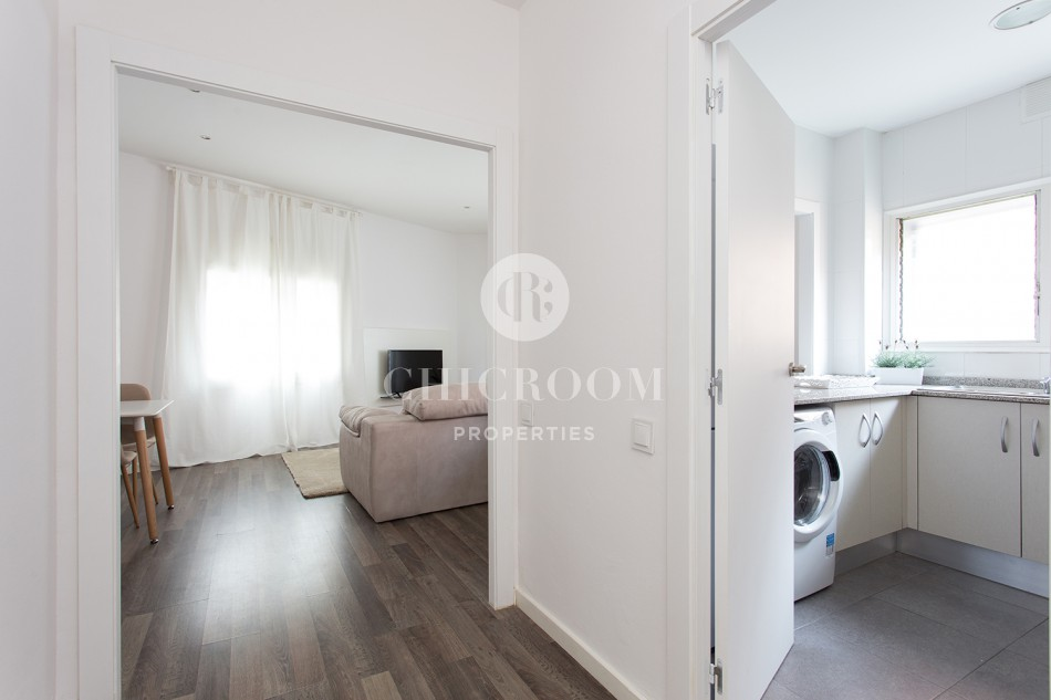 Furnished 1 bedroom apartment to let Sant Gervasi Barcelona