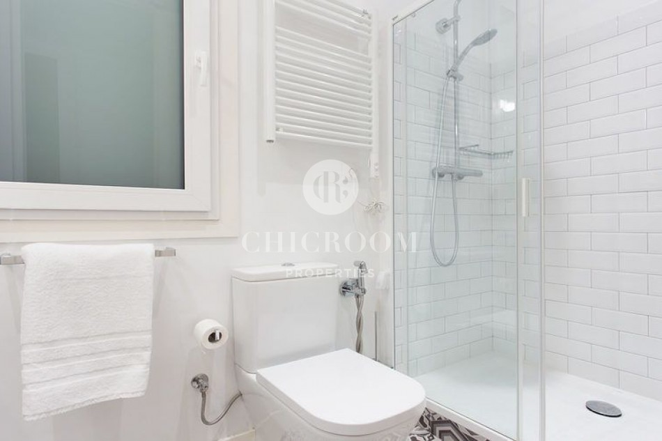 Mid-term 3-bedroom apartment for rent in Eixample, Barcelona