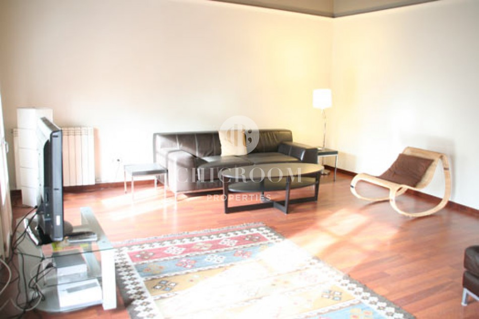 1-bedroom apartment for rent in the Gothic Quarter in Barcelona