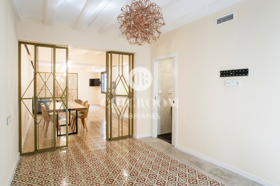 Splendid 2-bedroom flat for sale in Gothic Quarter in Barcelona