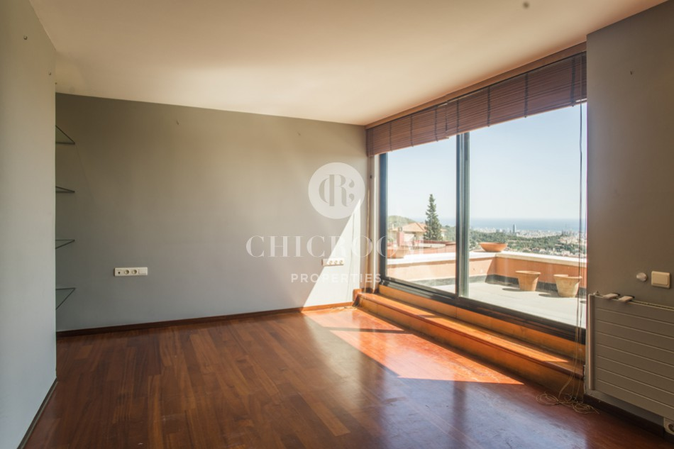 House with pool for rent in Vallcarca in Barcelona