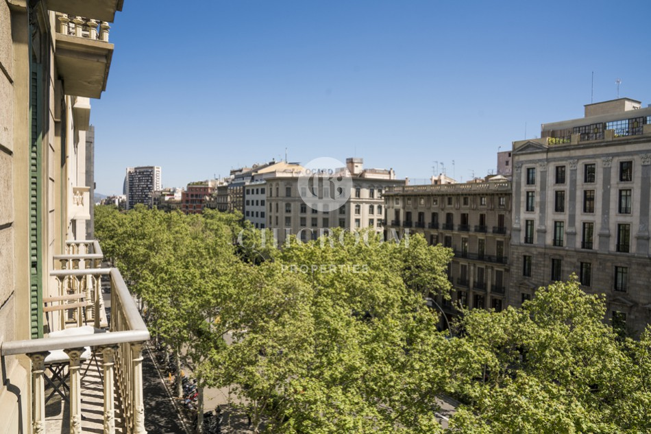 2-bedroom apartment for rent in Barcelona city centre