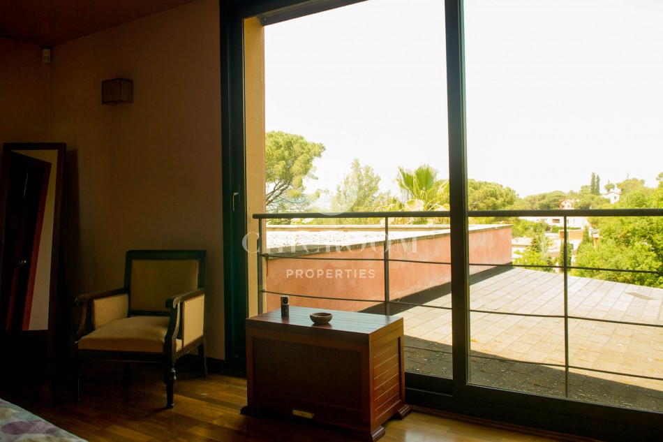 House with pool for rent in Valldoreix