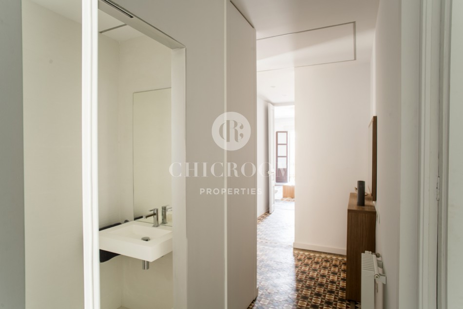 3-bedroom flat for rent in Barcelona centre
