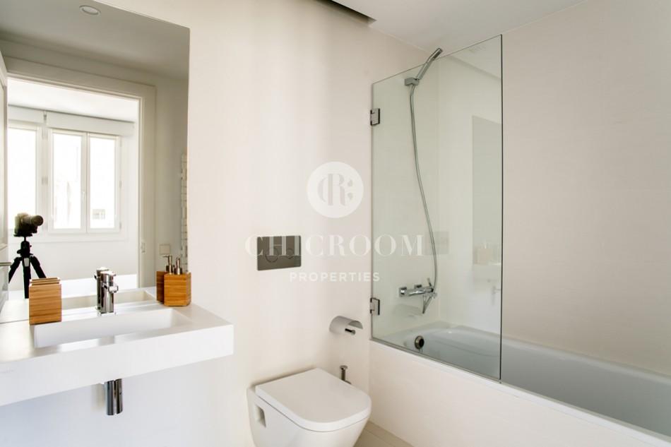 2-bedroom flat to let near Plaza Universitat in Barcelona