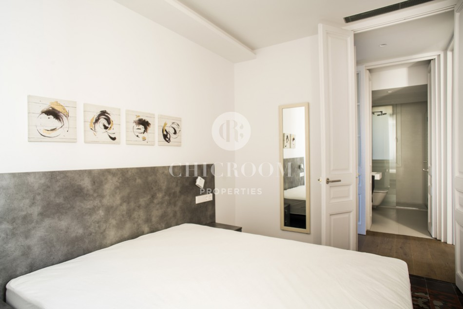 2-bedroom flat to let near Plaza Universitat in Barcelona