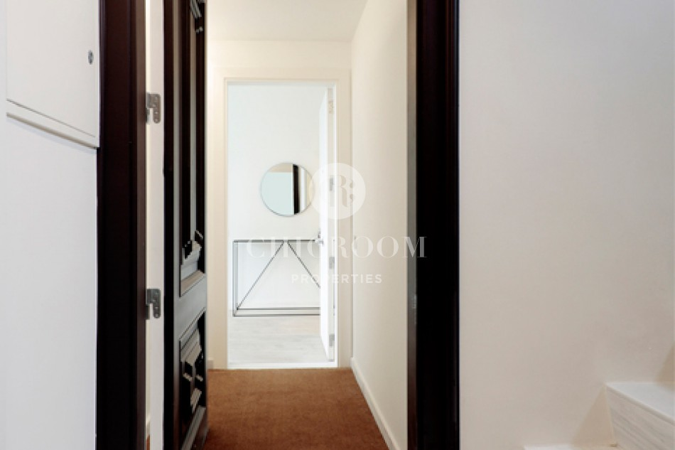 3-bedroom penthouse for sale in Sant Antoni Barcelona