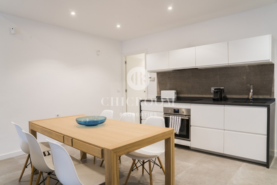 2-bedroom apartment for rent in Raval in Barcelona