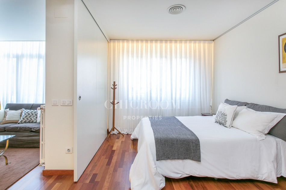 2-bedroom apartment for rent near Turo Park in Barcelona