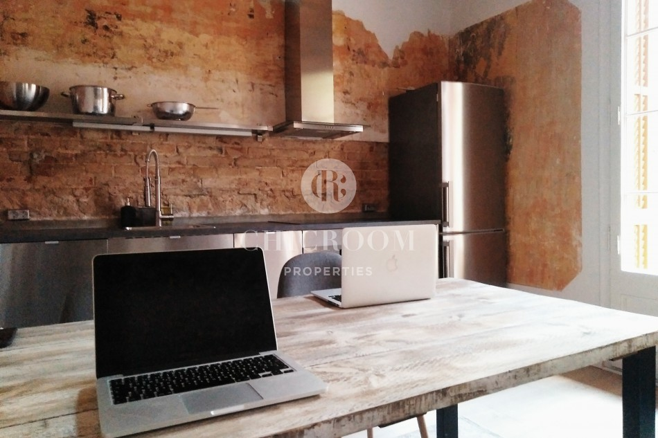 1-bedroom apartment for rent in Poblenou Barcelona
