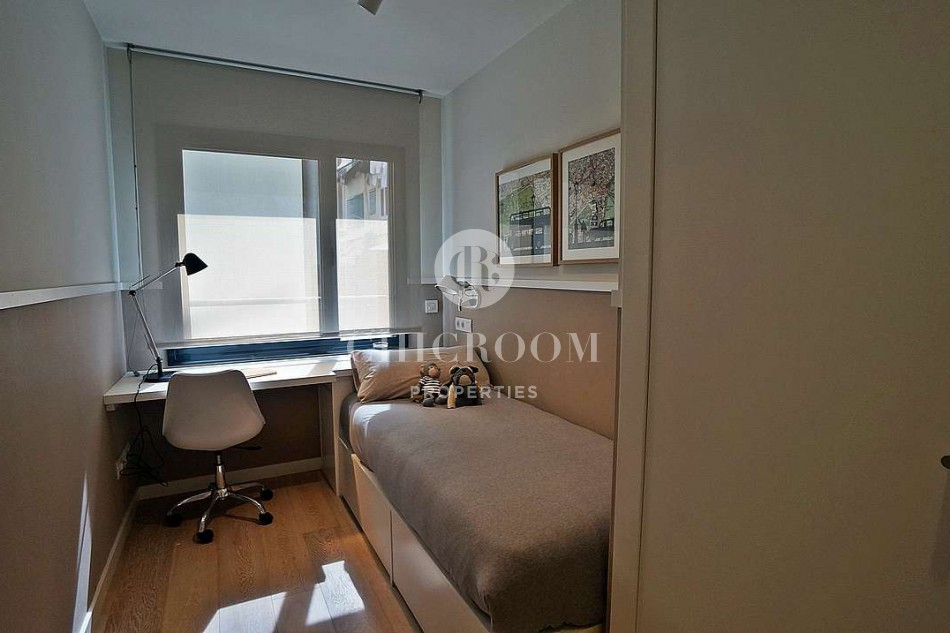3-bedroom duplex apartment for rent in Galvany Barcelona