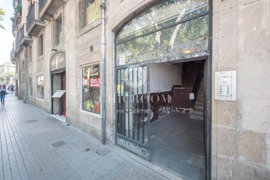 2-bedroom apartment for sale in La Rambla Barcelona