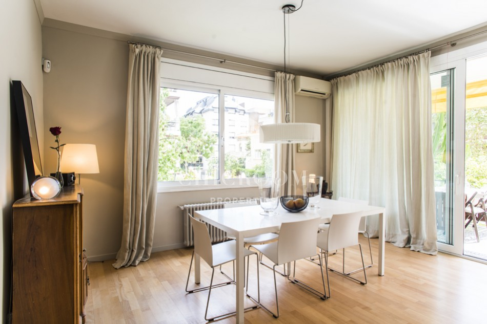 4-bedroom apartment for rent in Tres Torres Barcelona