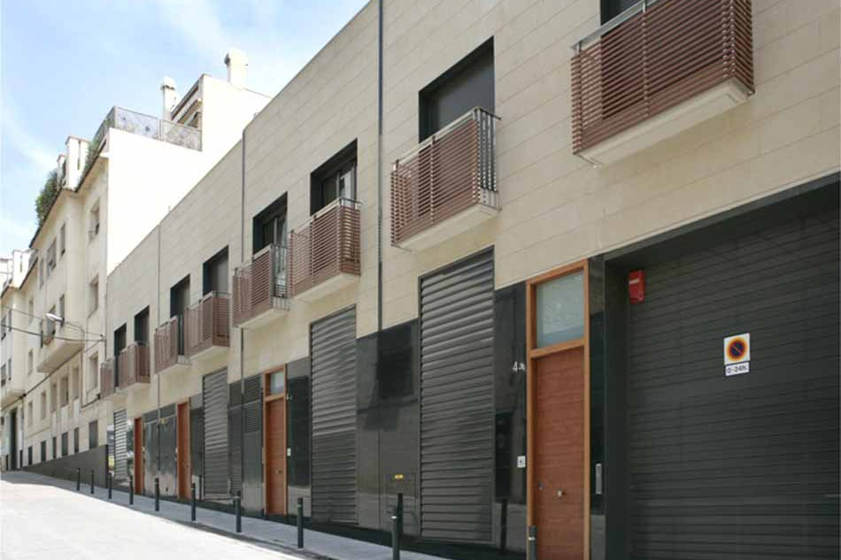 House with terrace for sale in Barcelona Gracia
