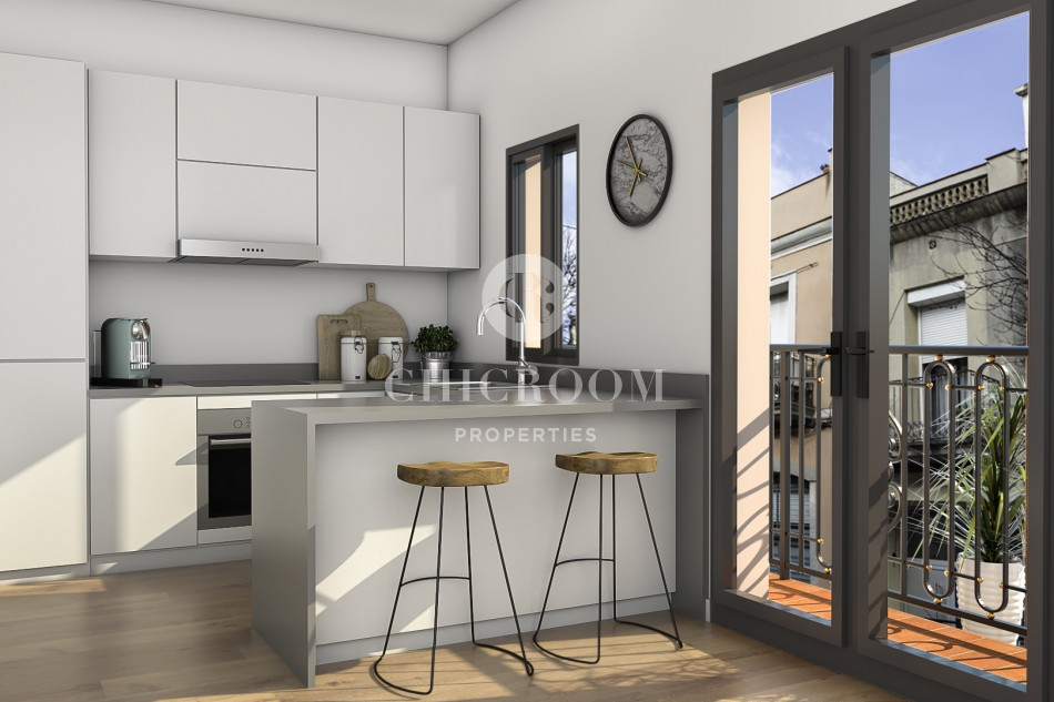 New apartments for sale in Gracia Barcelona