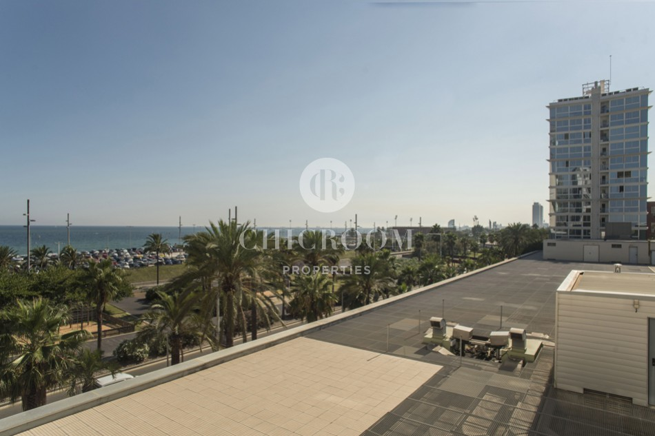3-bedroom apartment for rent near beach Barcelona