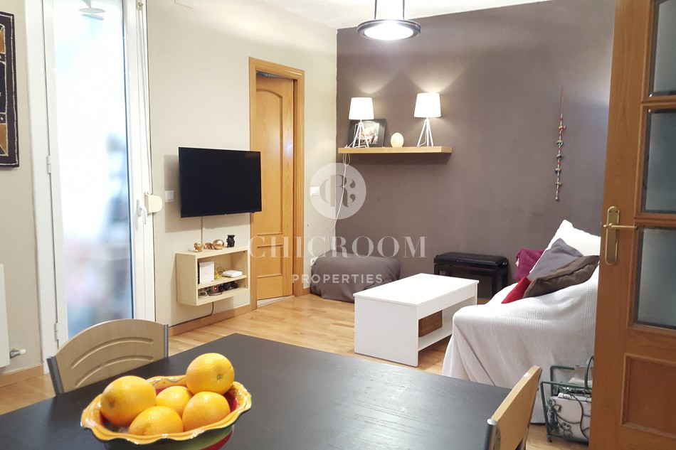 2-bedroom apartment for rent Sants Barcelona