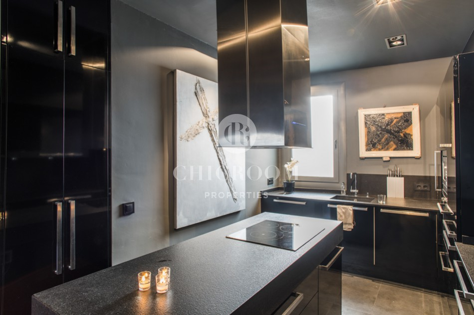 Luxury 2-bedroom apartment for rent in El Born Barcelona