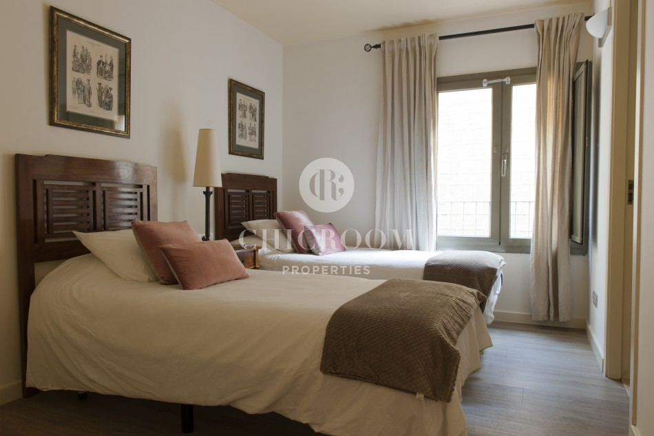 2-bedroom apartment for rent Barcelona harbour