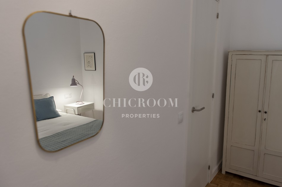 1-bedroom apartment for rent in Eixample Barcelona