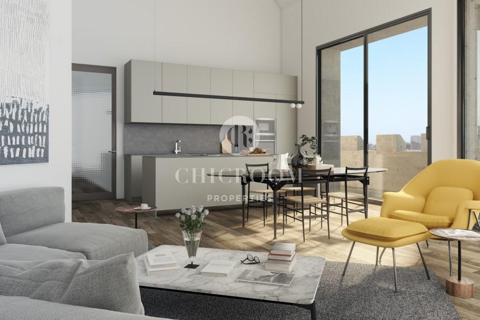 Apartments for sale new development Barcelona centre