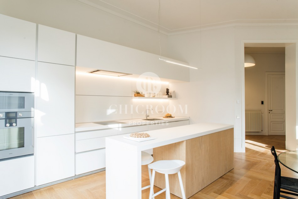 New luxury apartments for sale in Barcelona centre