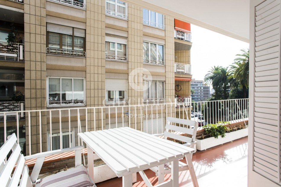 4-bedroom apartment for rent in Sant Gervasi Barcelona