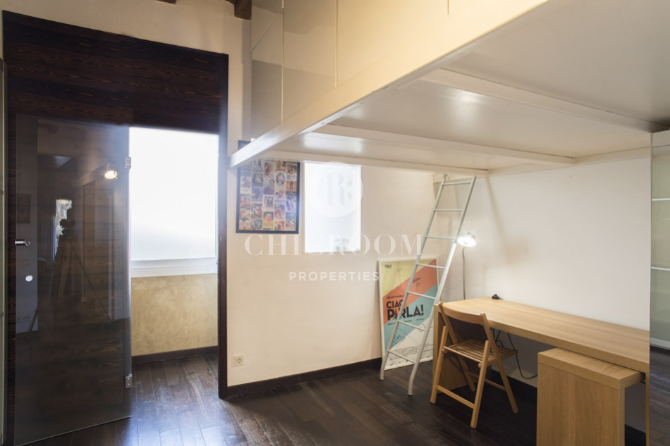 2-bedroom apartment for rent in Eixample Barcelona