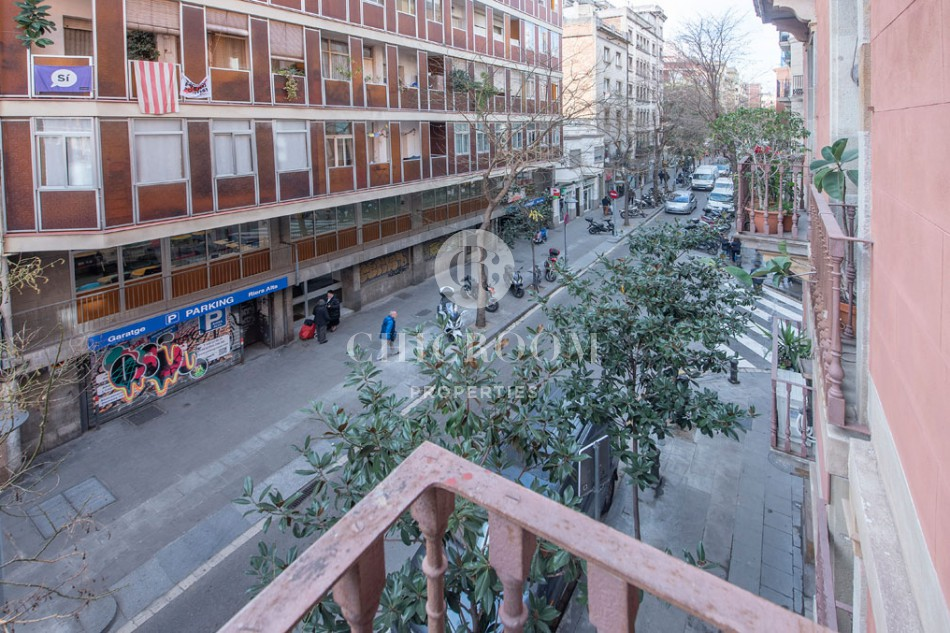 4-bedroom apartment for rent in El Raval Barcelona